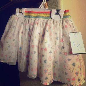 Girl's tutu sparkly skirt!